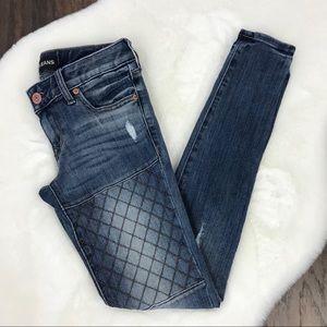 Express Size 0 Skinny Jeans Stella Jegging